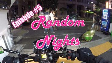 Tokyo Japan Motovlog - Random Nights [Ep.5] (#40) [Kabukicho]